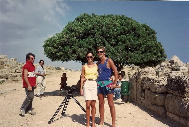 Selinunte, Sicily, 1989