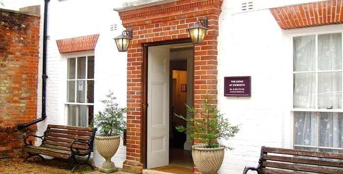 The Lodge Ickworth House