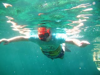 Island routes snorkelling Jamaica