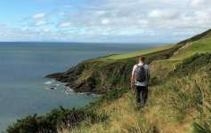 Dumfries and Galloway Balcary Bay