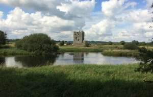 Threave castle Dumfries and Galloway