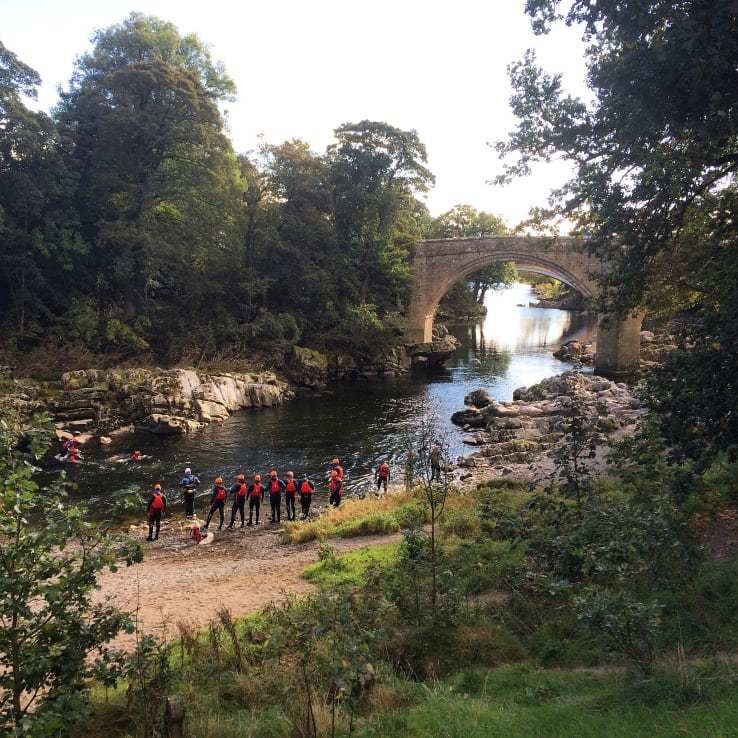 Devil's bridge Kirkby Lonsdale