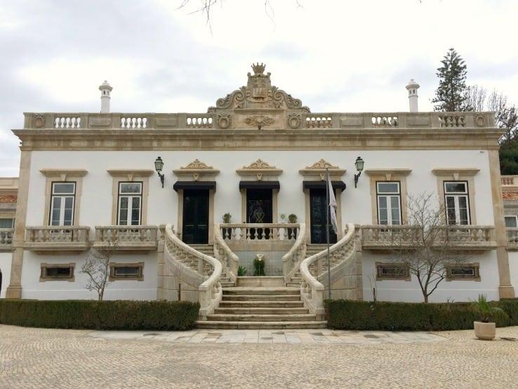 Quinta das Lagrimas hotel