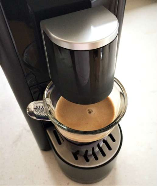 Leysieffer kaffee machine