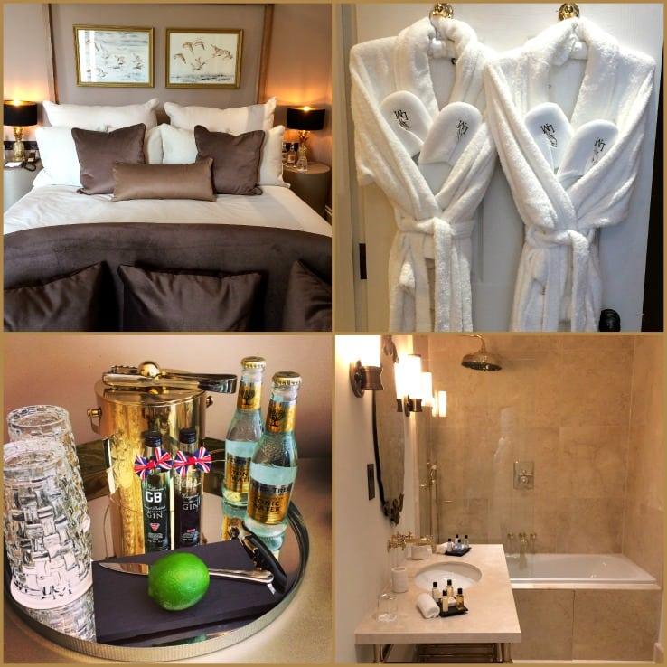 Lympstone manor bedrooms