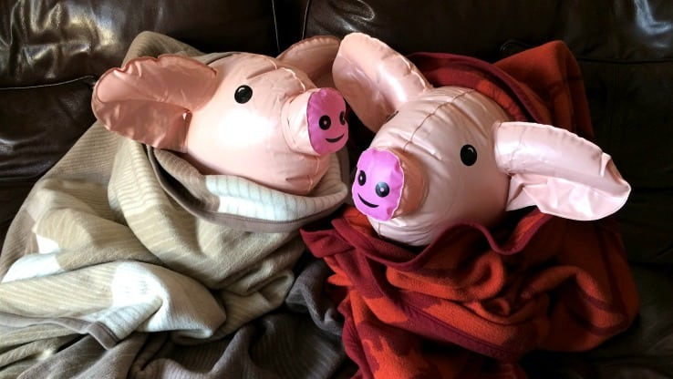Pass the Pigs in blankets