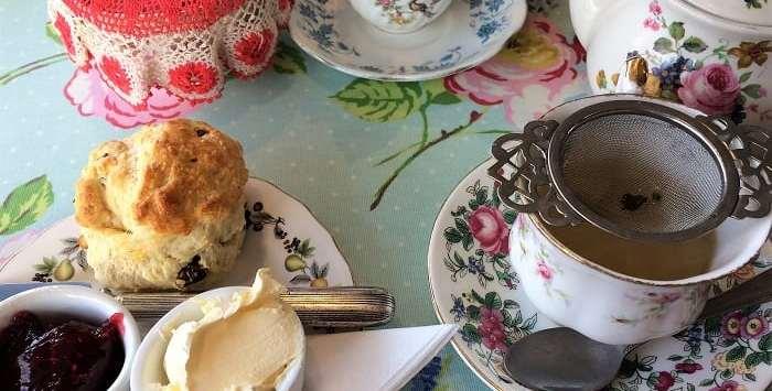 Cragg Sisters tearoom