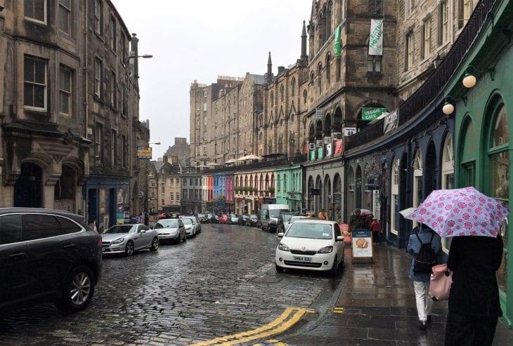 Victoria Street Edinburgh