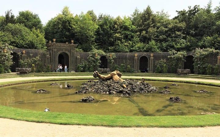 Enceladus grove, Versailles