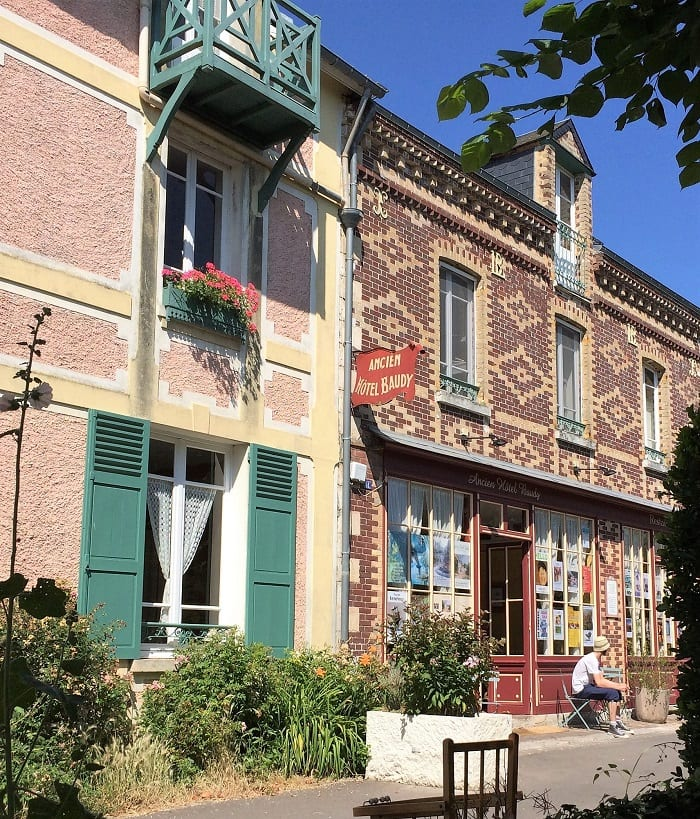 Hotel Baudy, Giverny