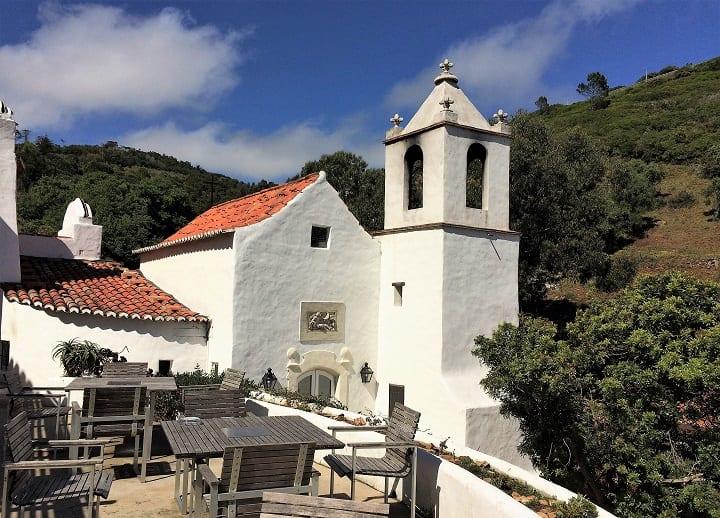 Convento de São Saturnino, Portugal