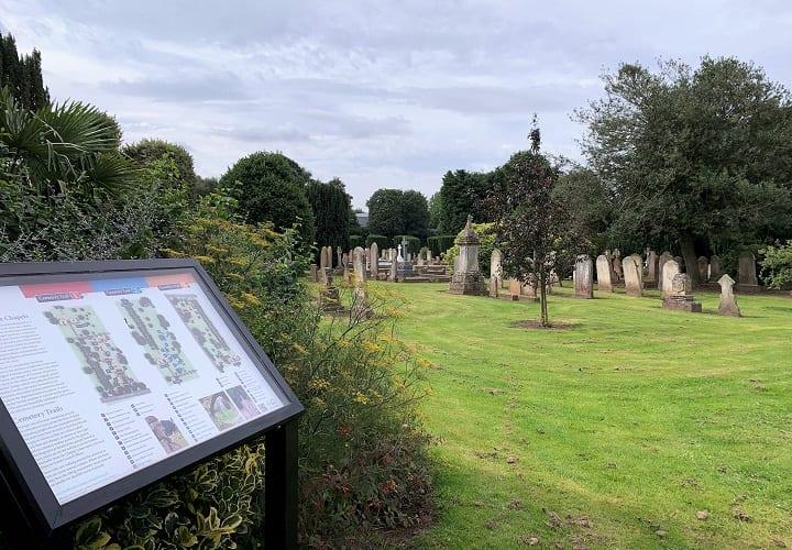 Holbeach cemetery