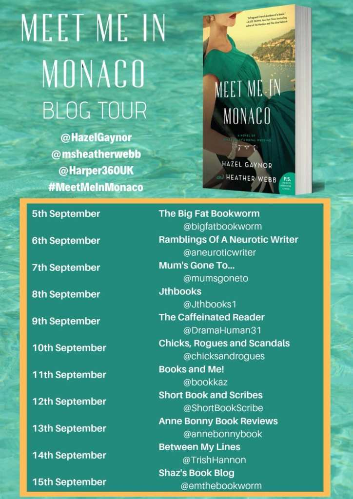 Meet Me in Monaco Blog Tour
