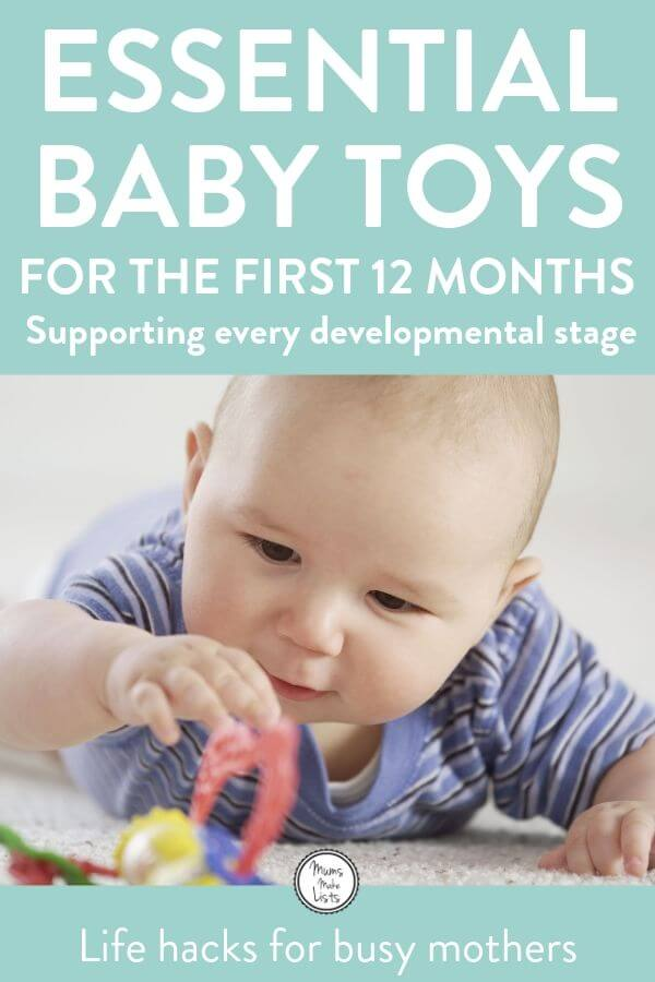 Essential baby toys, toys for every developmental stage, baby toys, must have baby toys, the best toys for babies