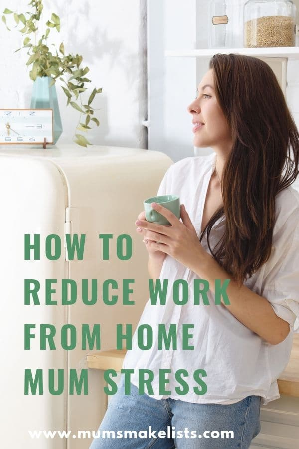 work from home mum, reduce stress when you work, working from home leads to depression, reduce work anxiety, working mum stress, work from home mum, WAHM