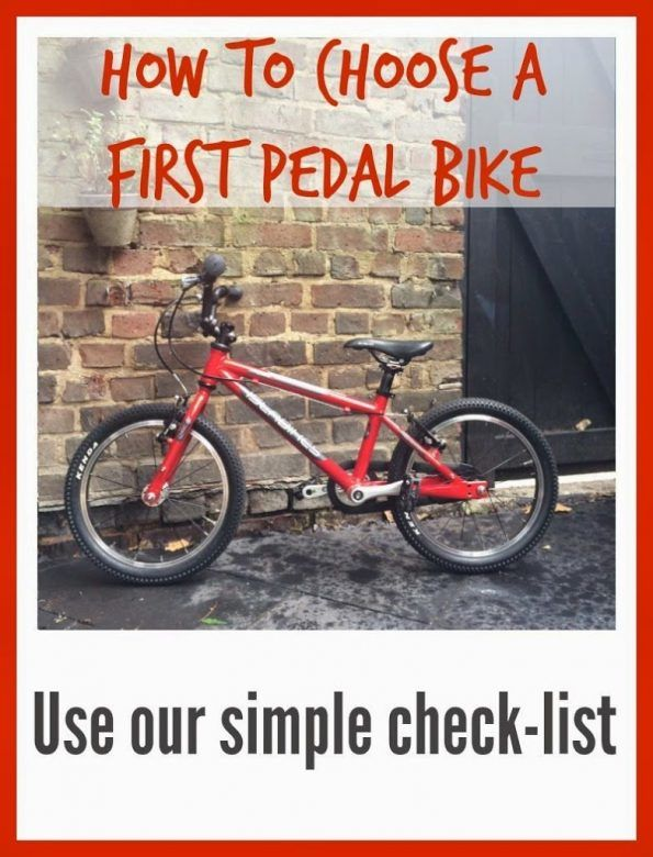 How to choose a first pedal bike for your child to learn to ride a bike. We recommend Isla bikes, they are super light-weight and so easy to ride that kids don't need stablisers, my daughter was happily riding her Isla bike with no stabilisers within two hours of riding it for the first time #IslaBike #Learntoride