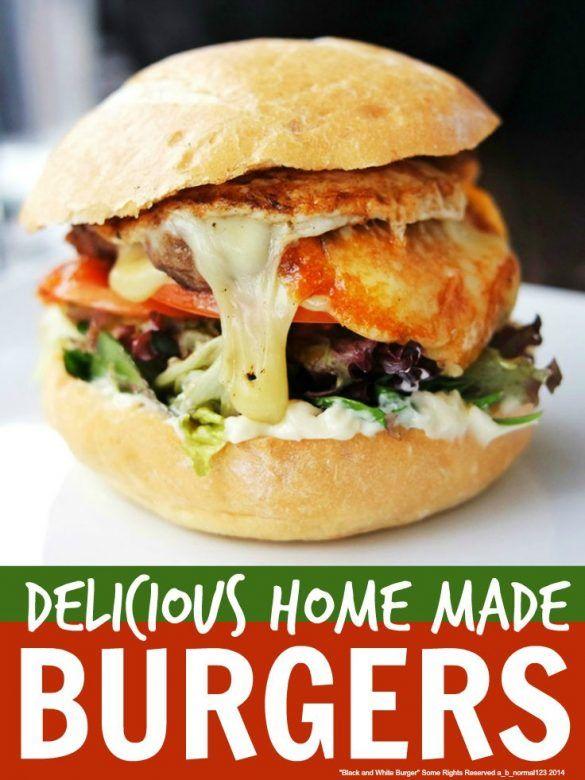 Home Made Burgers