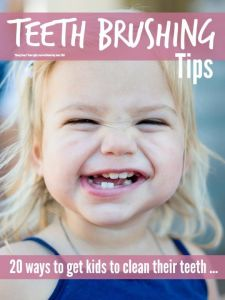 Teeth brushing and cleaning tips for kids