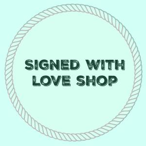 Mamas in Small Biz Series : Signed with Love Shop. #ShopSmall #ChristmasShopping #Handmade. MumOrchardHouse.com