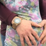 Preparing for birth & celebrating dad with JORD wood watches. #Pregnancy #GiftsforDad #TimelessGifts #WoodWatch