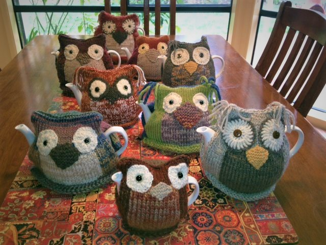 Parliament Of Owls Tea Cosies Mums The Word Blog
