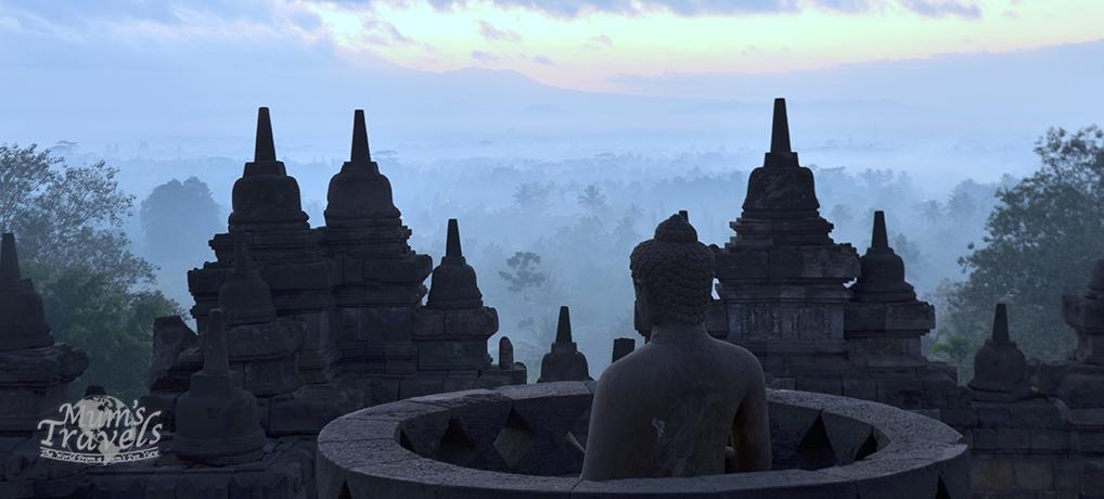 Yogyakarta Getaway, Day 2 (Borobudur @ Sunrise)