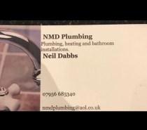 NMD Plumbing and Heating