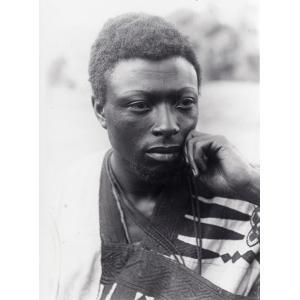 1-Ibrahim Njoya_Muna Kalati, auteur bande dessinée camerounaise