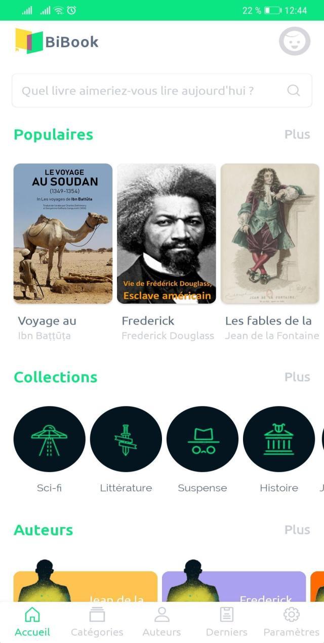 bibook édition numérique