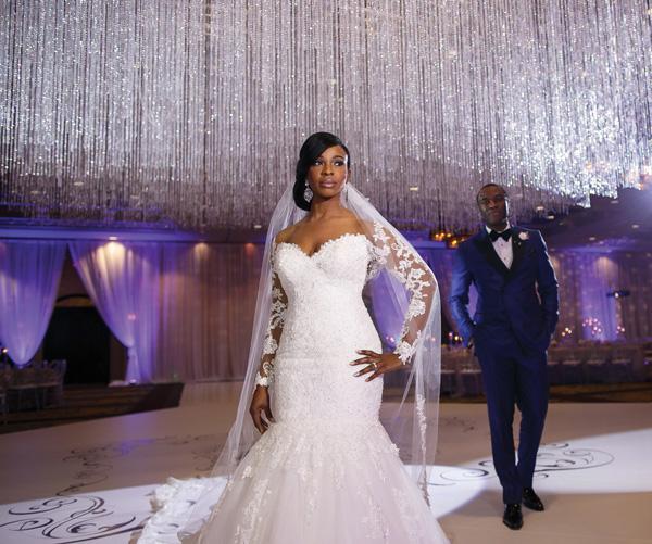 Luxurious Nigerian Wedding In Houston Ezinne Uche