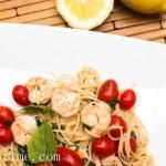 Healthy Mediterranean Shrimp Recipe