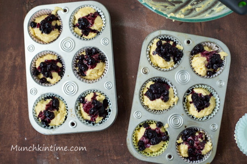 Best Blueberry Muffin Recipe With Buttermilk