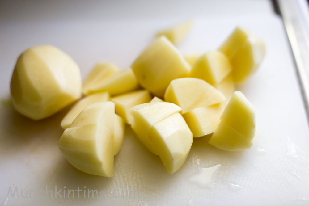 Baby Bella Mushroom & Potato Soup