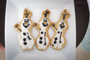 Best Frozen Themed Sugar Cookies