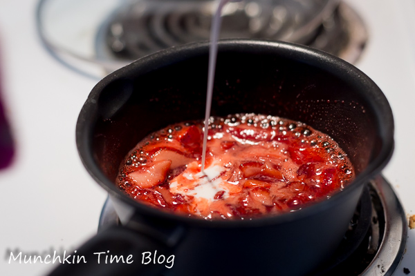 Strawberry Nutella Twists From Scratch #twists #nutella #strawberry #brunchrecipes
