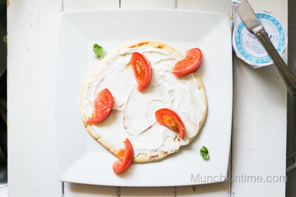 Pita Sandwich Recipe from www.munchkintime.com