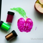 A is for Apple Fun Craft for Preschoolers