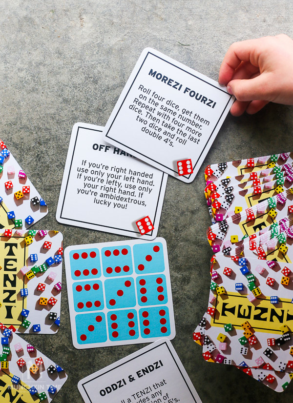 Tenzi - Ridiculously Fun Family Game_-9