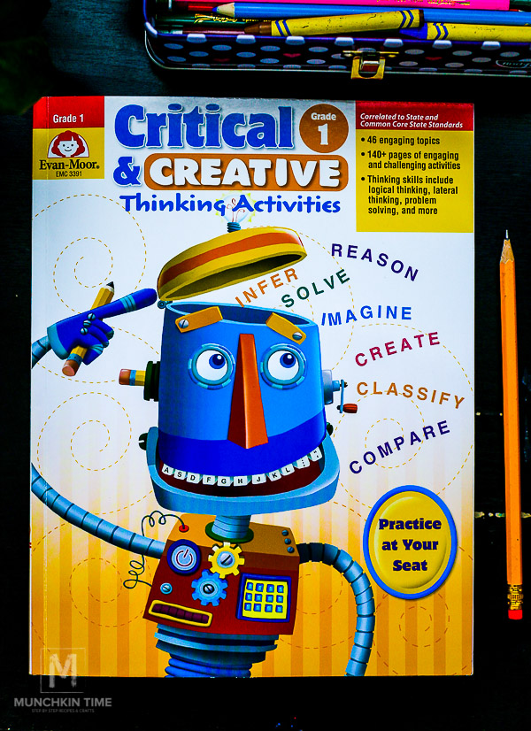 Critical And Creative Thinking Book Assessment