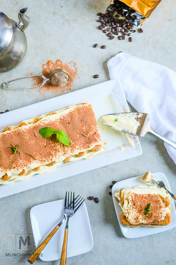Classic Tiramisu Recipe is what Taste of Italy is all about. #tasteofItaly