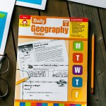 1st Grade Daily Geography – Timberdoodle Review