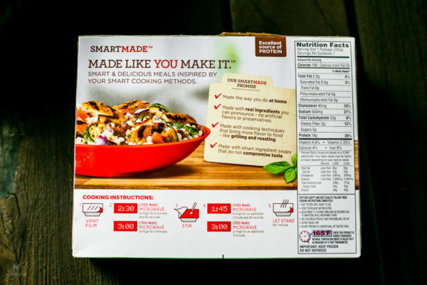 SMARTMADE Frozen Meal vs Homemade Meal by Munchkin Time