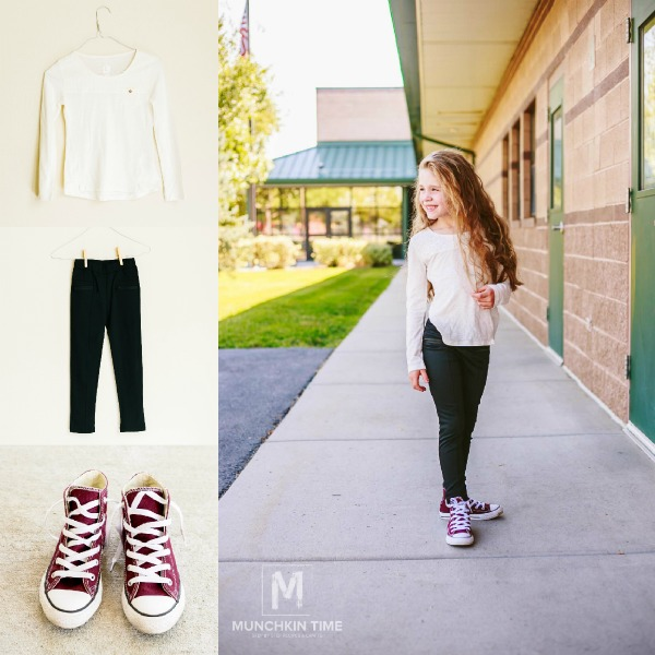 Back To School Outfits For Girls - 12 items from Fred Meyer - Outfit #11