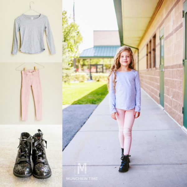 Back To School Outfits For Girls - 12 items from Fred Meyer - Outfit #4