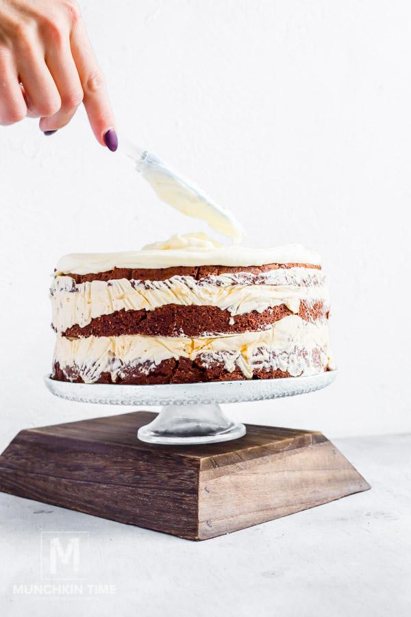 Chocolate Fridge Cake Recipe Condensed Milk
