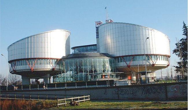 Tribunal Europeo de Derechos Humanos, en Estrasburgo.