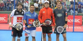 Semifinal World Padel Tour Lisboa 2013