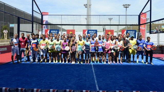 Arranca el World Padel Tour 2014