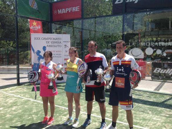 XXX Campeonato Absoluto de España de Pádel