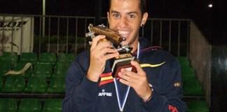 David Garcia Campos ganador